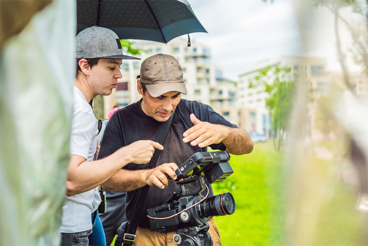 How to Hire a Film Crew for Your Next Passion Project — Videographers