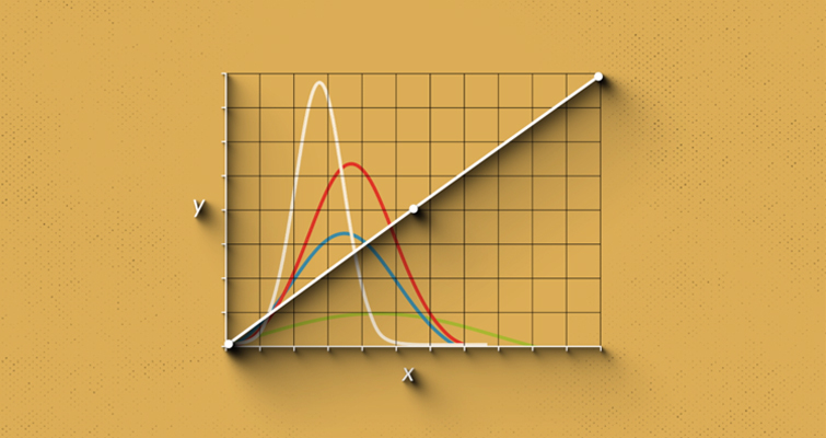 Curve Graph with Tonality