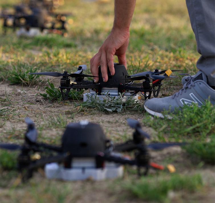 Drone Flight Setup