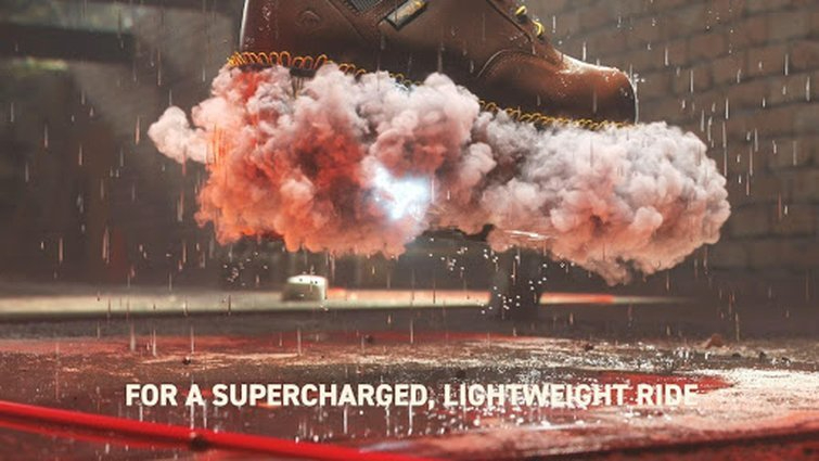 HELLCAT Boots 3D Animation