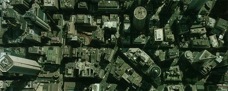 Story Circle: The Matrix